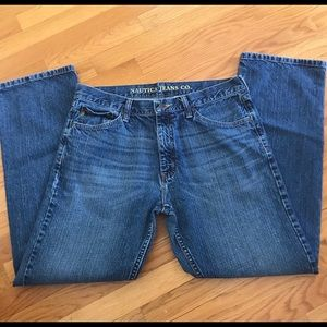 Nautica men's jeans 👖 Size 34/32 Great cond.